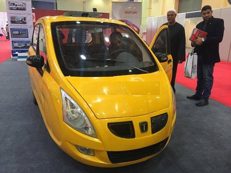The Egy Tech Engineering Company Unveiled Their Latest Egyptian Made Mini Vehicle Recently Which They Hope Will Serve As A Modern Alternative To