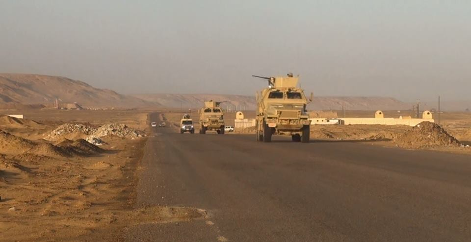 Egypt's army kills 21 militants, arrests 232 suspects in