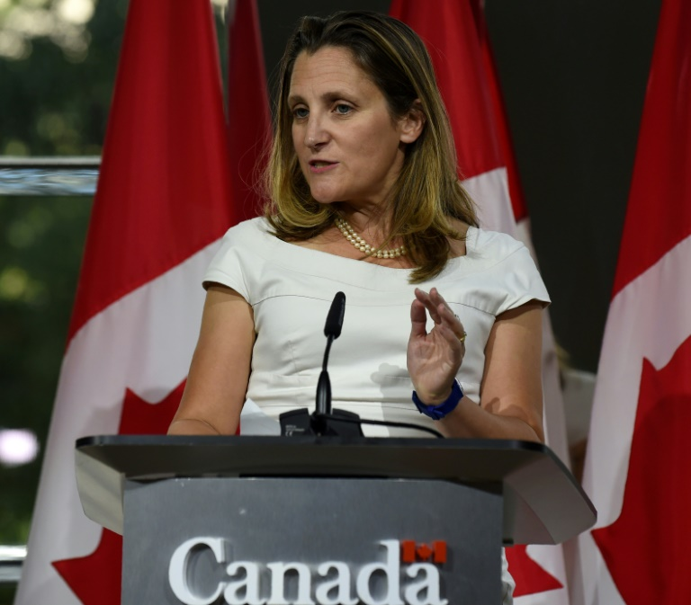 Us Canada To Try To Salvage Three Country Nafta Egypt Independent