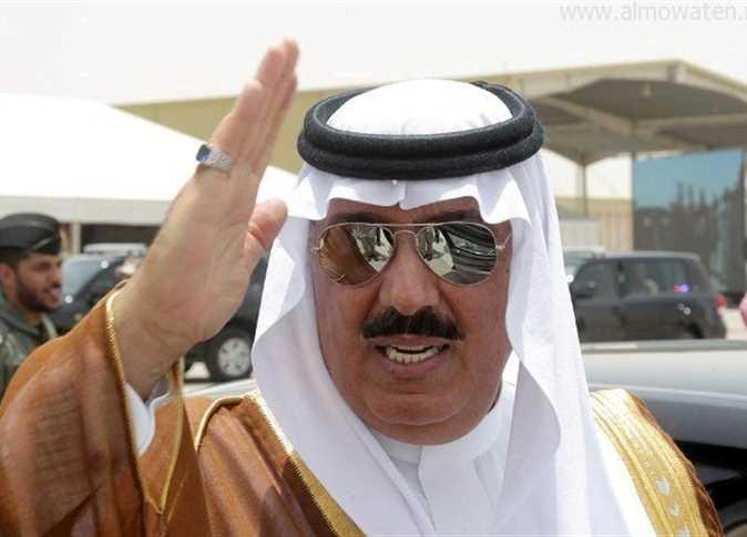 Mutaib bin Abdullah: the third name on Saudi's corruption list - Egypt  Independent