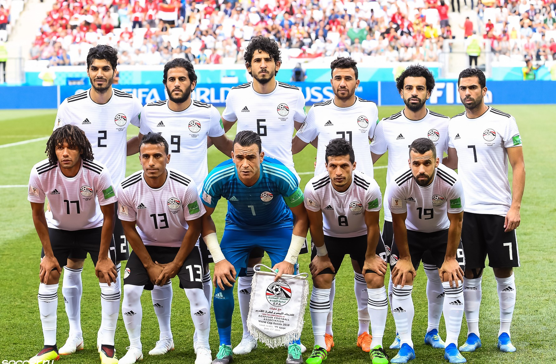 brand new 55e83 db503 Egypt's Pharaohs fall 20 places in monthly FIFA ranking ...