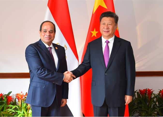 Sisi to participate in China's Belt and Road forum