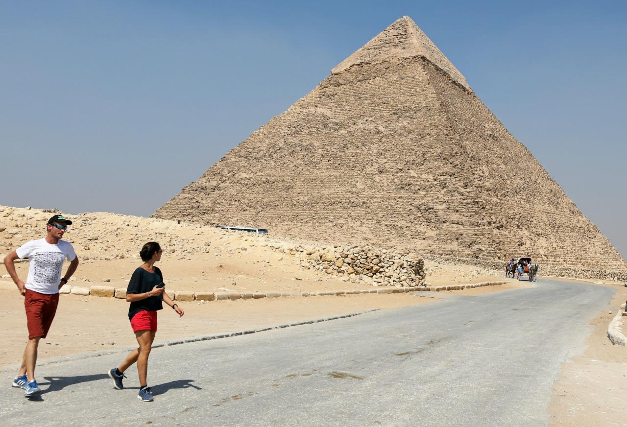 Egypt Ranks As Number One Tourist Destination For Dutch Travelers Anvr Egypt Independent