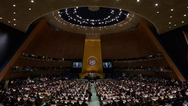UN General Assembly adopts Egypt-drafted resolution on tolerance
