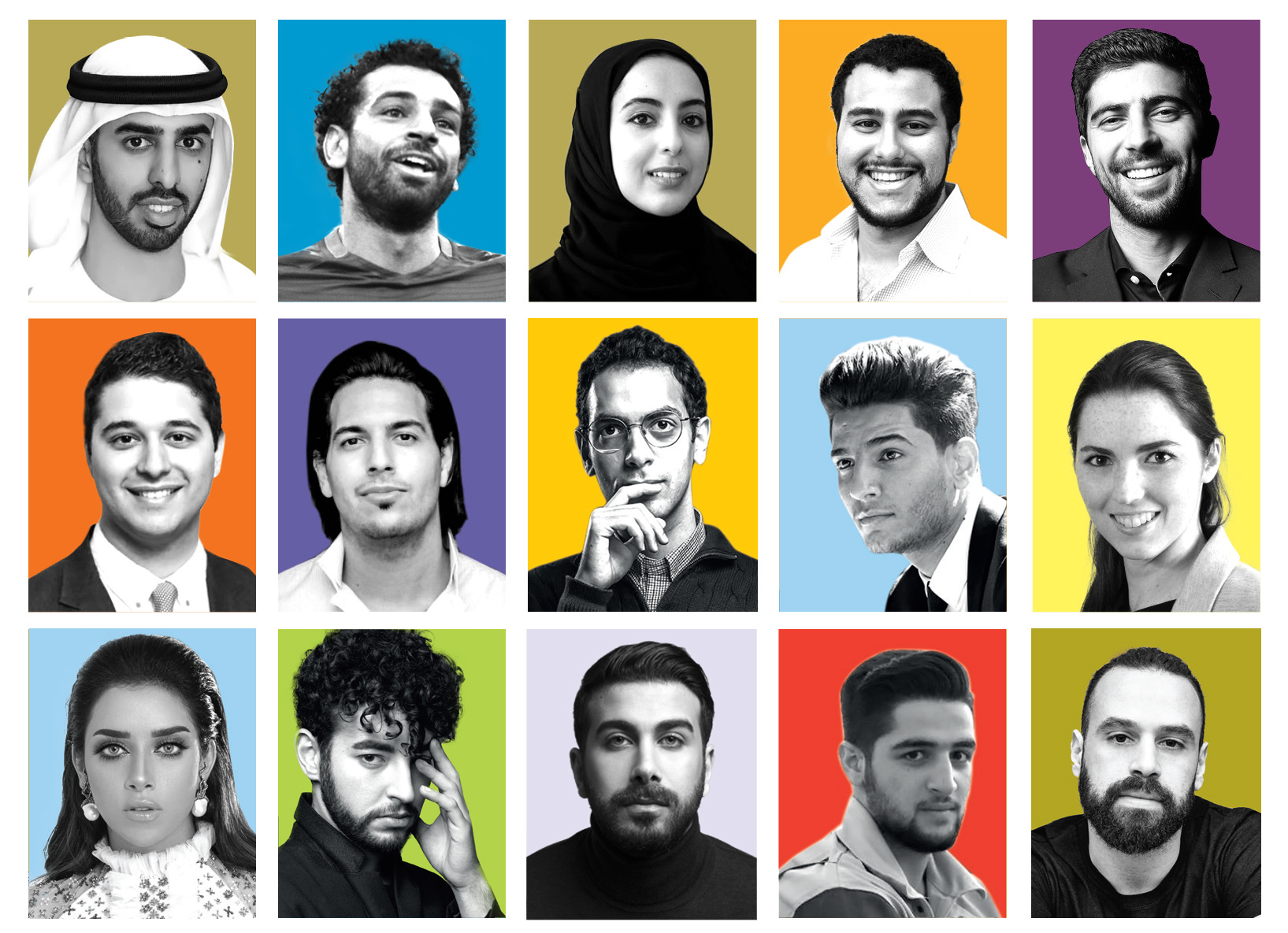 8 Egyptians named in Forbes' Arab 30 Under 30 list - Egypt