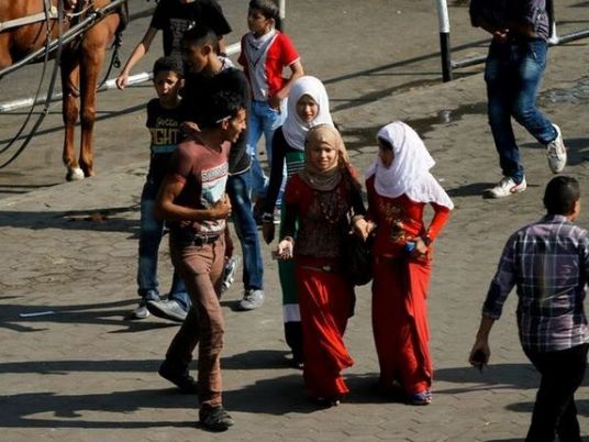 Study 80 Of Egyptian Women Experienced Sexual Harassment -4272