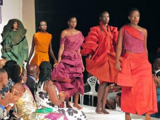Ugandan Designers Seek Cut Of Africa Fashion Market Egypt Independent