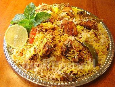 A Delicious Chicken Biryani Recipe Egypt Independent