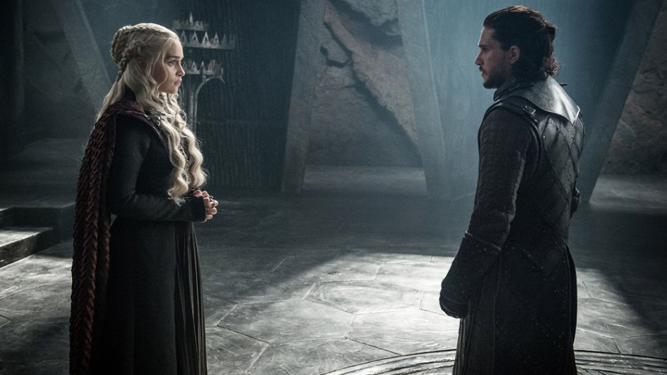 Game Of Thrones Gives Fans A Meeting Two Decades In The Making Egypt Independent