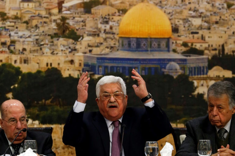 Palestinian Pres. Abbas rejects tax money from Israel