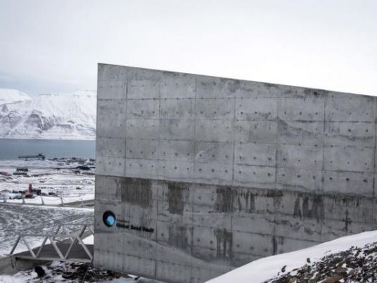 Doomsday Arctic Seed Vault To Receive Two Deposits In 2016 Egypt