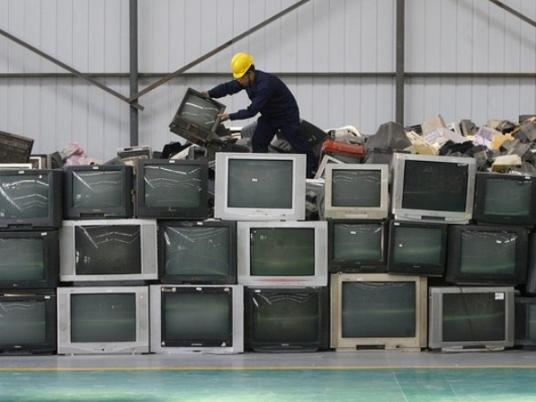 Egypt to collect electronic waste from citizens for money: Minister