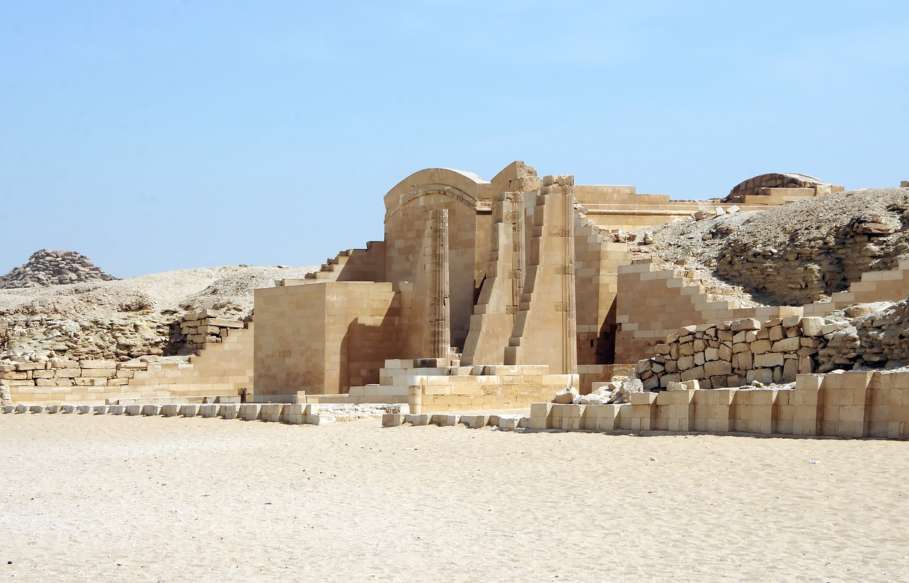 """Egypt unveils """"one of a kind"""" ancient tomb, expects more finds"""