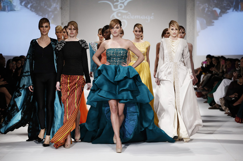 Muscat Fashion Week Comes To A Close Egypt Independent