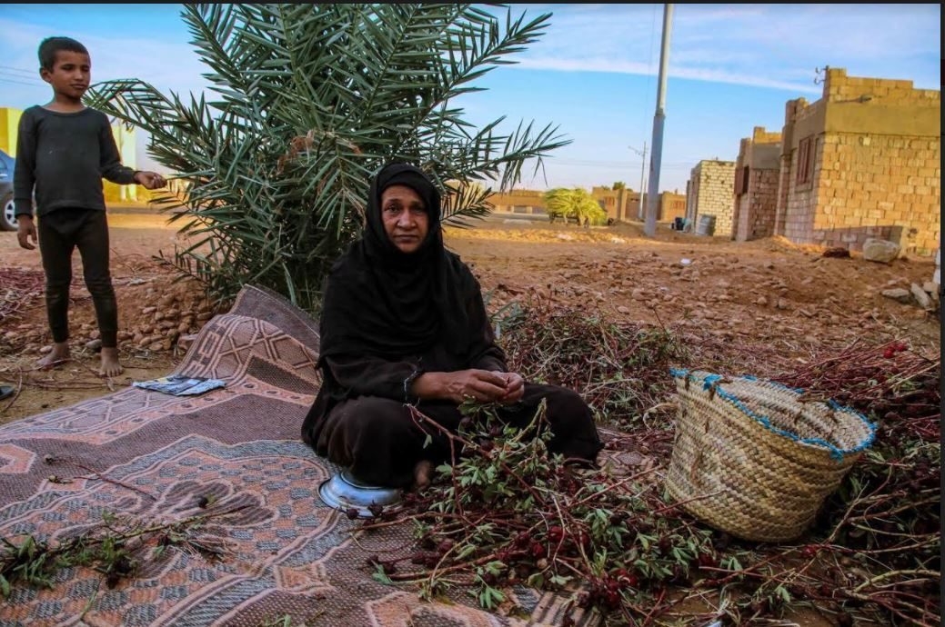 Photos: Egypt's women-only village where men and marriage
