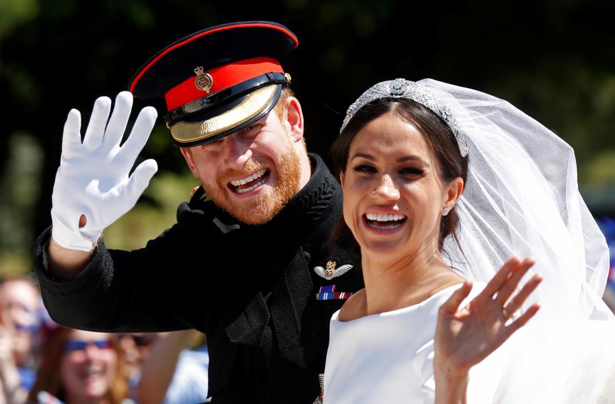 Bill PRINCE HARRY /& MEGHAN MARKLE Royal Wedding May 19th 2018 Official $2 U.S