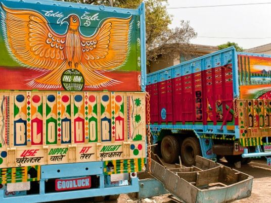 Indian Truck Art Images
