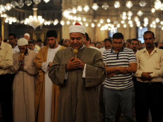 Egypt's Radio and TV Union to broadcast Eid prayers from Al-Sayeda Nafeesah Mosque