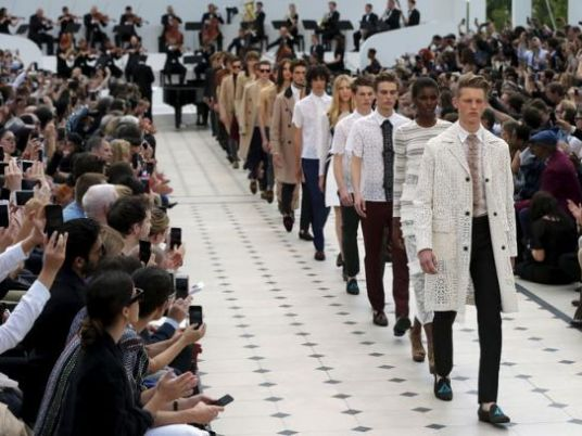 London Men S Fashion Week Offers Designer Tailor And High Street Egypt Independent