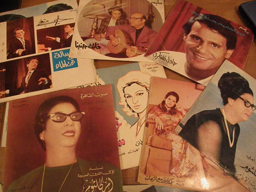 Finding vinyl in Cairo: Living the city's history through