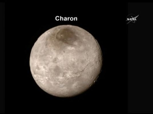 Pluto S Largest Moon Likely Fractured By Sub Surface Ocean