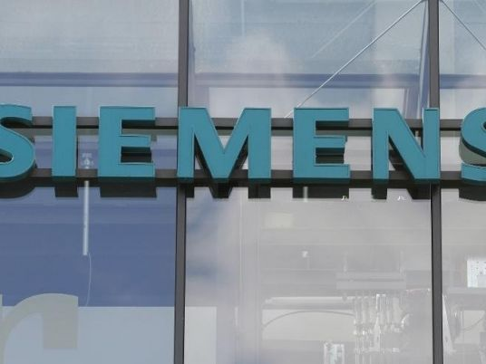 Siemens signs 8 billion euro power deal with Egypt