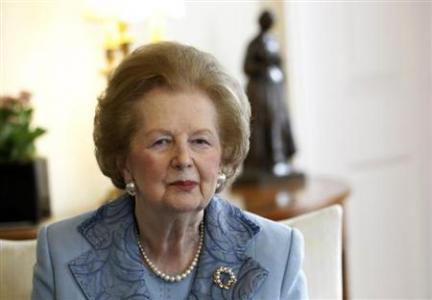 Britain Stages Grand Funeral For Iron Lady Thatcher Egypt Independent