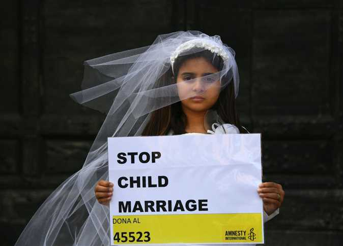 4b241b530a43 Etleboro.org - Egypt Independent Child marriage loses countries billions:  World Bank
