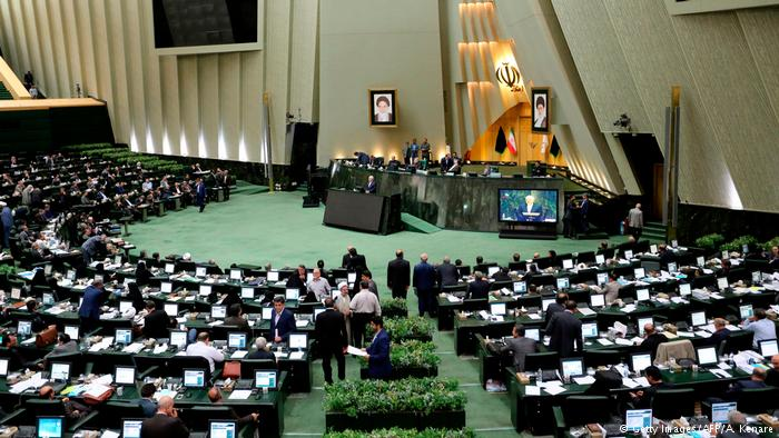 Iran's parliament votes to combat financing of terrorism