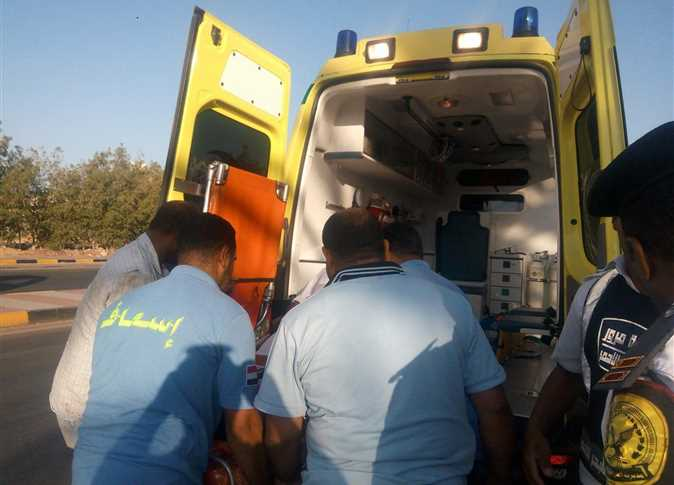 Bus collision in Sharqia leaves 28 injured