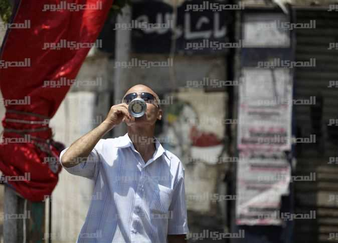 Hot weather forecast Monday, Cairo 34C