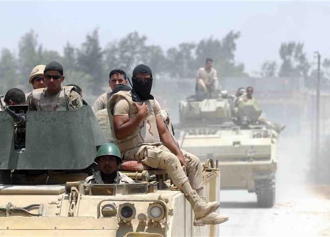Egypt's army eliminates 7 takfiris in North Sinai attack