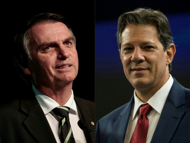 Brazil votes with far-right candidate favorite - Egypt ...