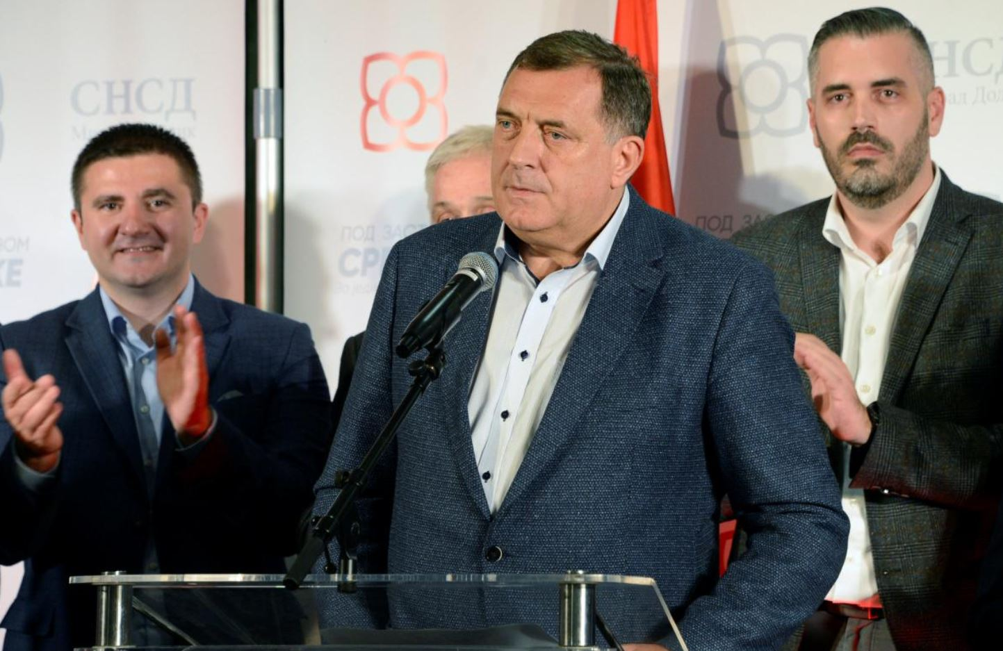 Nationalist parties win Bosnia's parliamentary vote, preliminary results show