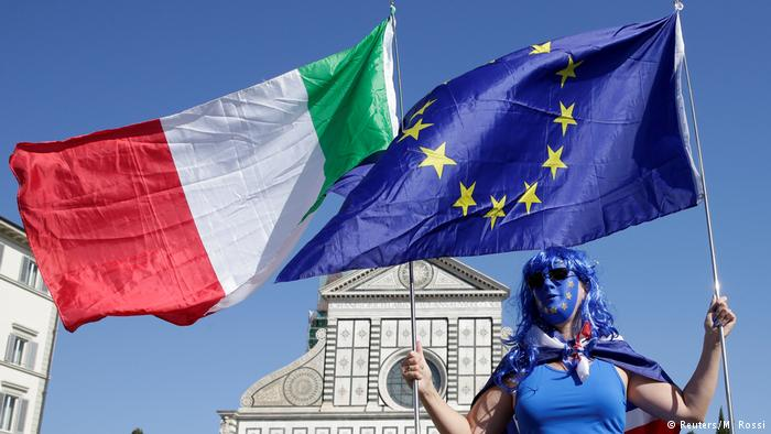 Italy expects EU budget rejection on Tuesday: source