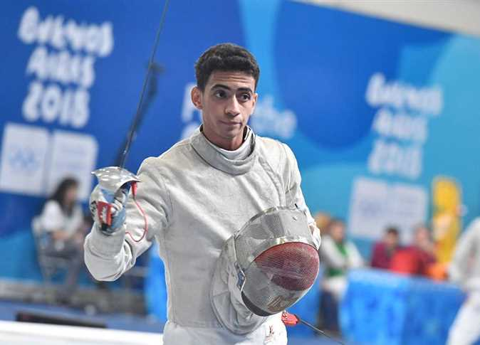 Egyptian Fencer Mazen al-Arabi snatches country's first medal at Youth Olympics