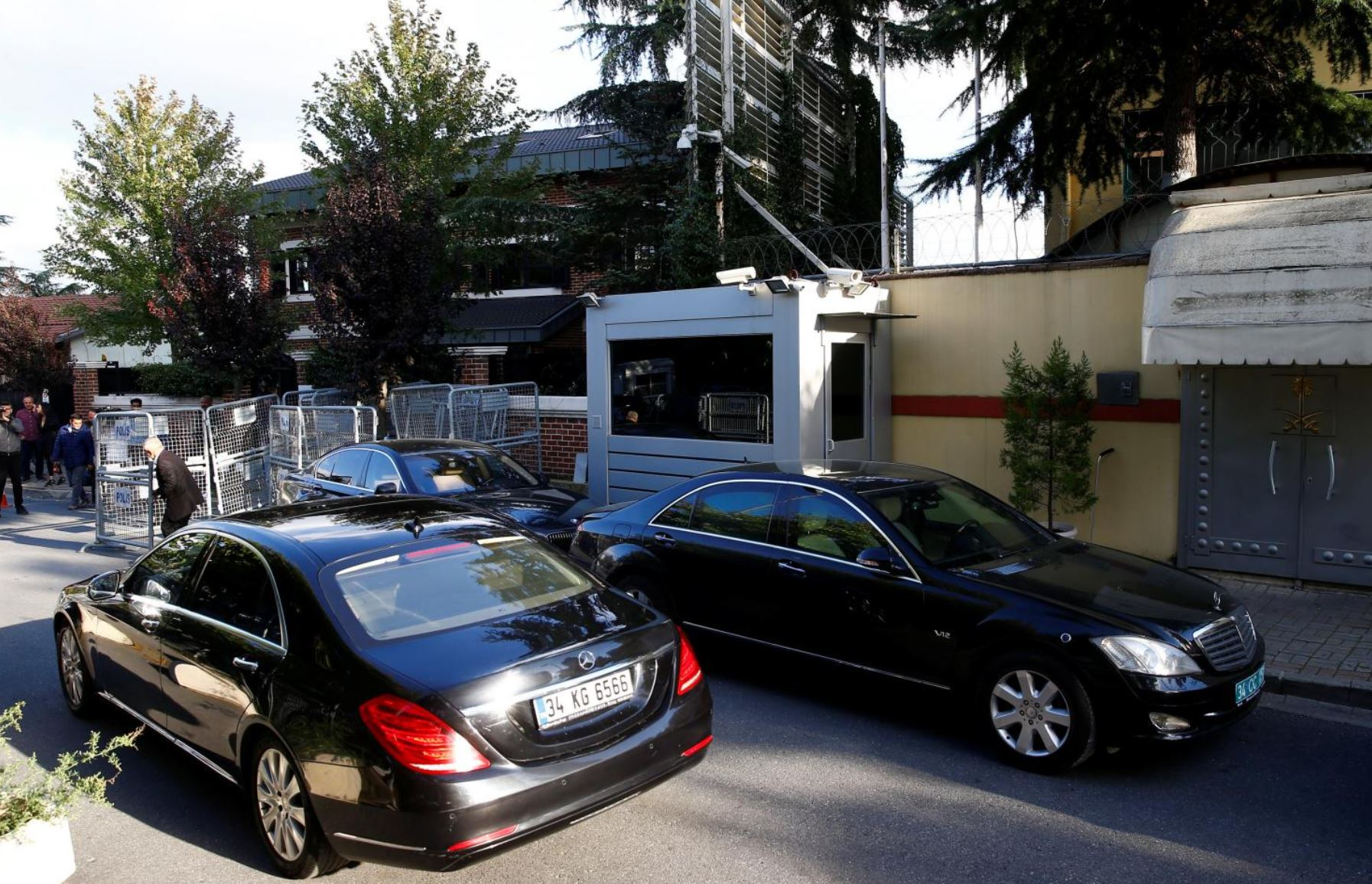 Turkey asks to search Saudi consulate for journalist