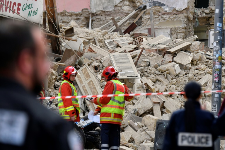 Anger mounts after deadly Marseille building collapse