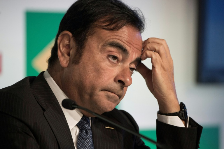 Ghosn hit with fresh charge in Japan, files for bail
