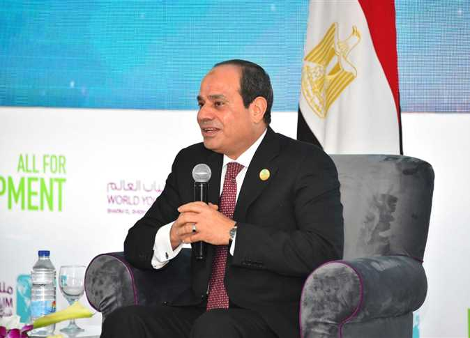 Terrorism is most serious world challenge: Sisi