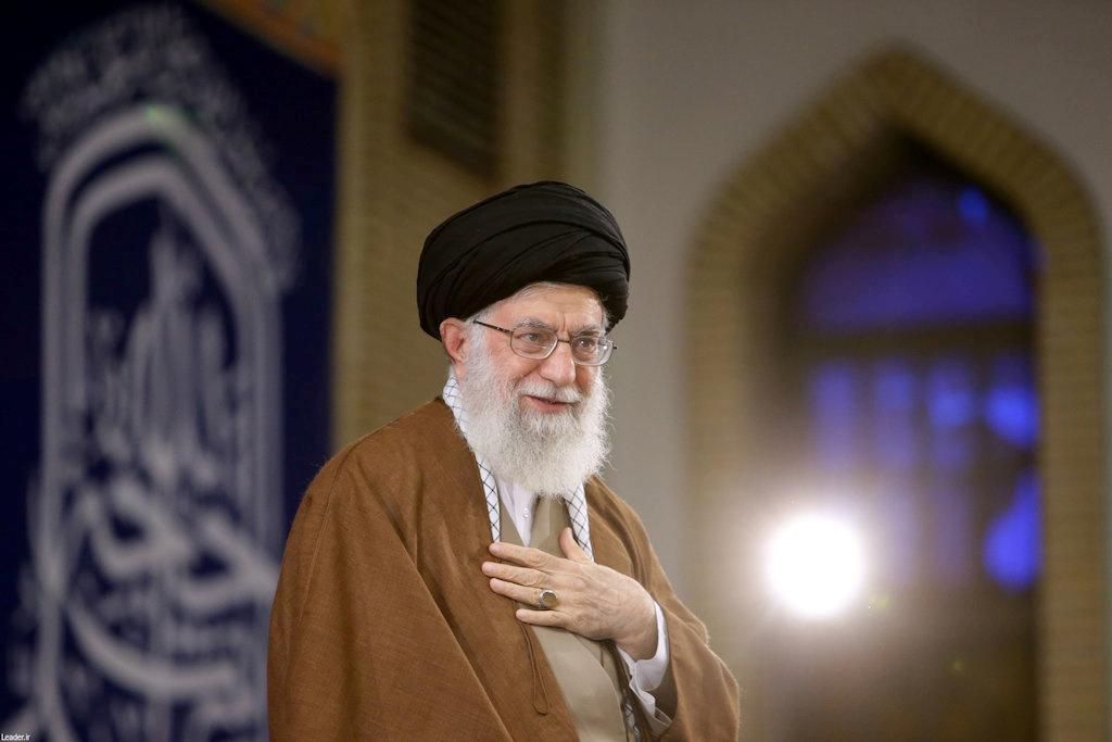 Khamenei says talks with US can only 'harm' Iran