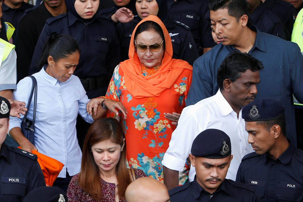 Malaysia's former first lady to face more charges - anti