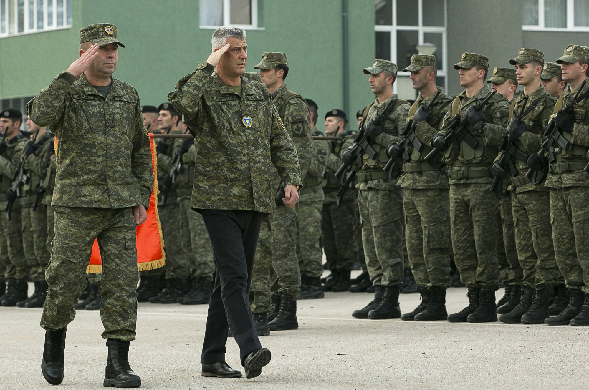 Kosovo parliament votes to form new army, angering Serbia