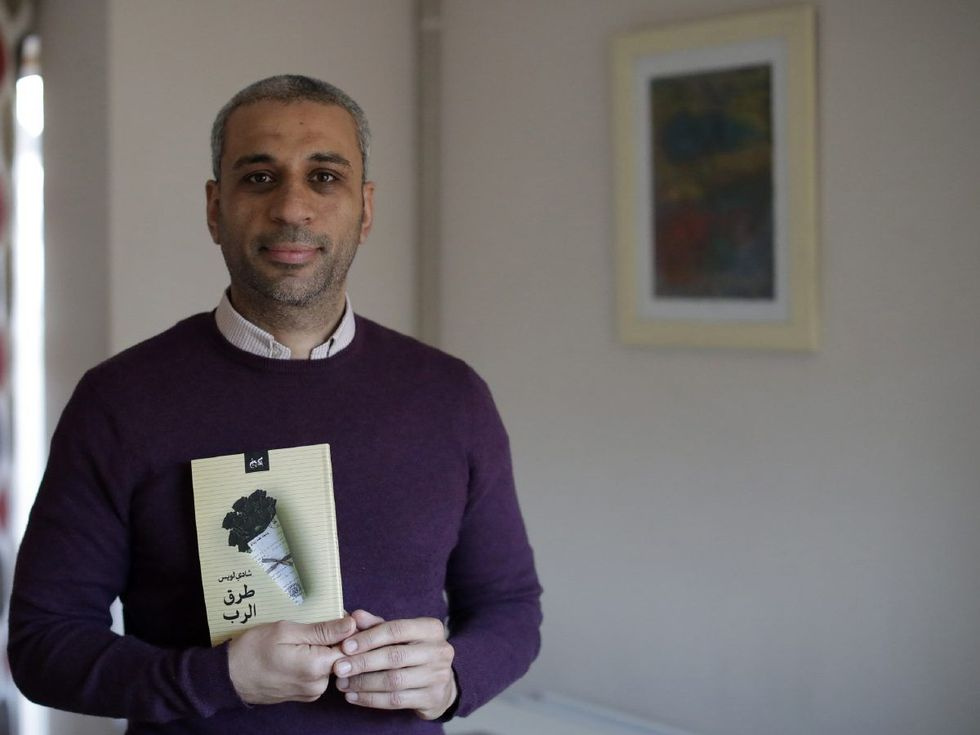 Egyptian novel explores Copts under controlling church