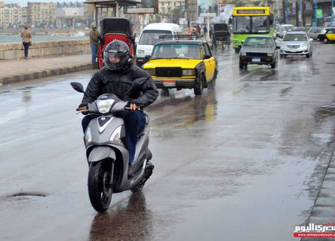 Cold, rainy weather for Egypt on Sunday