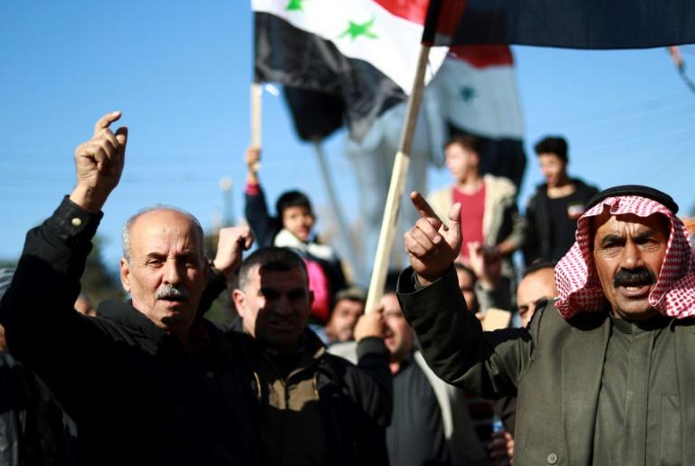 Mattis, McGurk exits leave Syria in