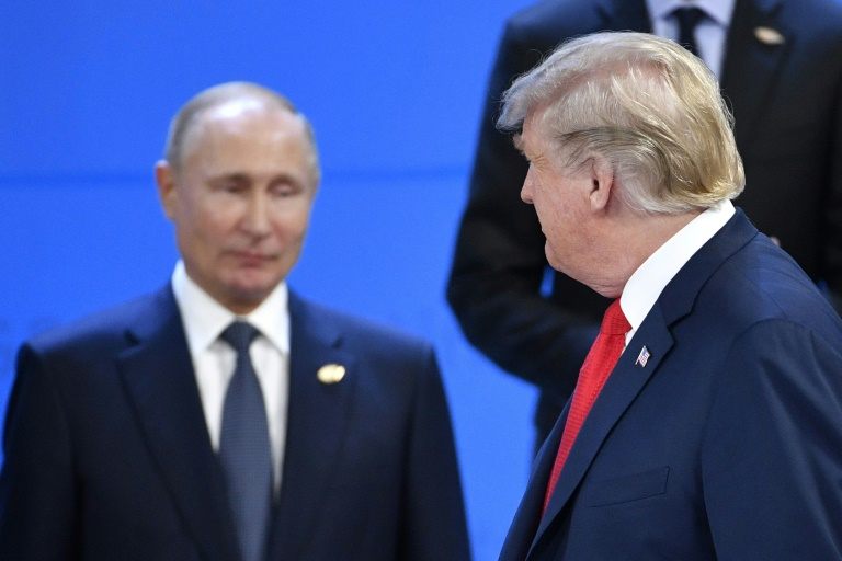 Trump calls off Putin meeting over Ukraine crisis