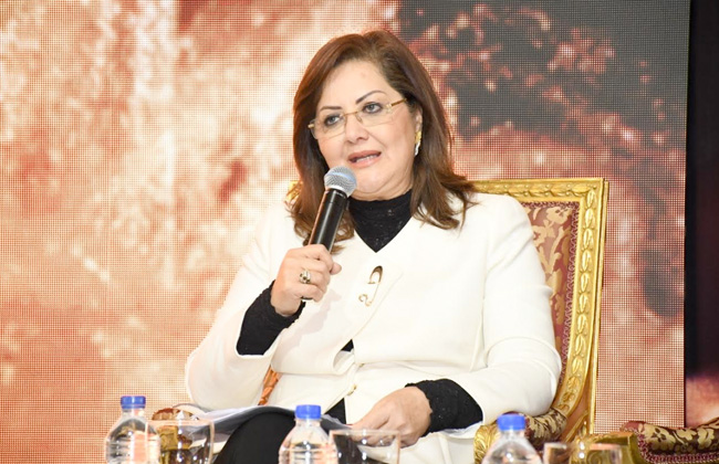 Egypt's Hala al-Saeed selected as best minister in the Arab world