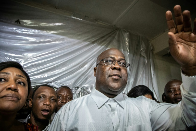 Presidents Inauguration In Dr Congo May Be Postponed Party Source