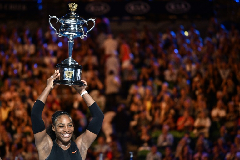 Serena Williams faces tough draw in Australian Open
